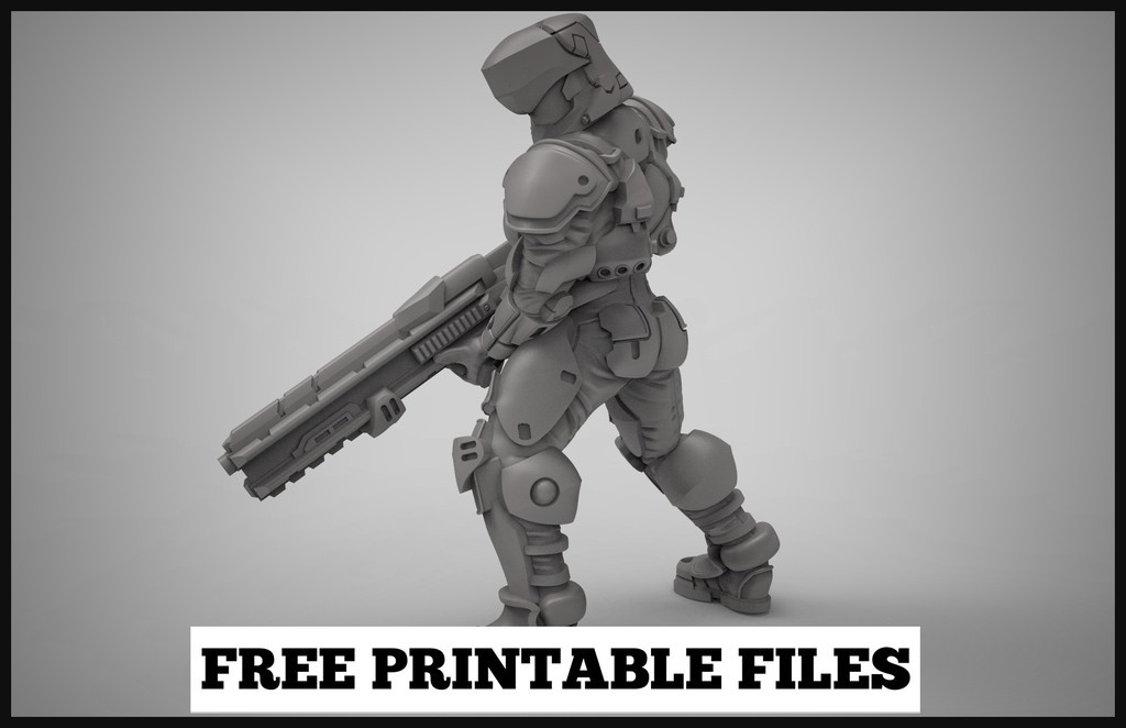 ecf96b2c140bb379a07426e97d57467e_display_large.jpg Download free STL file sci-fi gunner • 3D printable object, duncanshadow