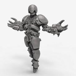 Descargar modelos 3D gratis extraterrestre, duncanshadow