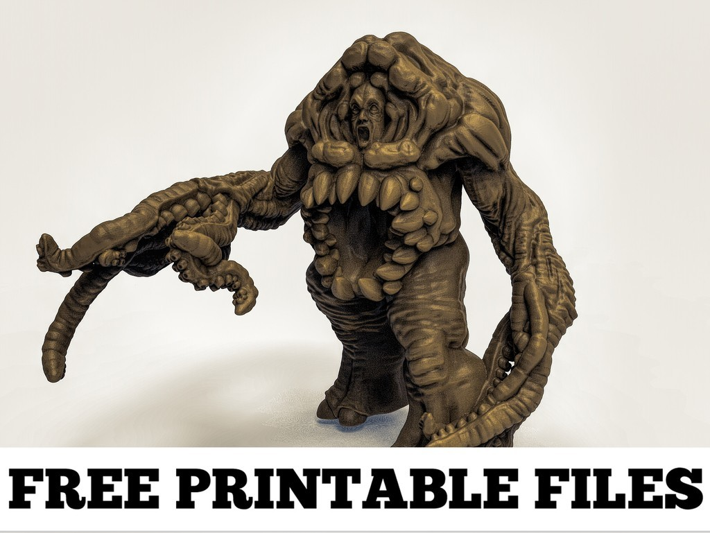 79d44361239b27407ccb38c36dce69fd_display_large.jpg Download free STL file warp beast • 3D printer model, duncanshadow