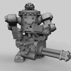 Free 3d model Goblin bot, duncanshadow