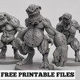 Imprimir en 3D gratis Imps x3, duncanshadow