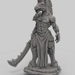 Descargar Modelos 3D para imprimir gratis Tikbalan, duncanshadow