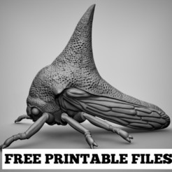 Free 3D print files Thorn bug/ tree hopper, duncanshadow