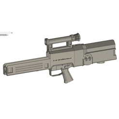 Download 3D printer designs HK G11 3D Printable 1:1 Scale with CAD files, antoetienne