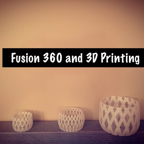 fusion360.jpg Download STL file Spiral Vase with openings   • Design to 3D print, BannoBlog