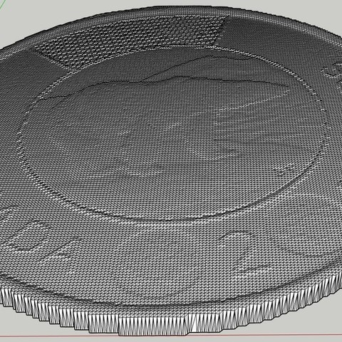 Download free 3D printer templates 2 Dollar coin, CVMichael