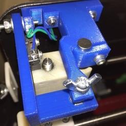 Télécharger plan imprimante 3D gatuit Mendel90 Z manuel Ajustement manuel, CVMichael