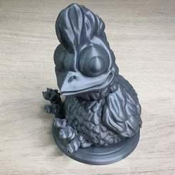 Descargar modelo 3D gratis Pollo Pollo Pollo, Polysculpt