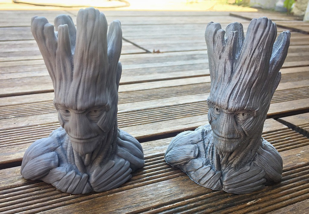 a2c4eecdccc7b07c272dceff08a8e6a6_display_large.JPG Download free STL file Grout, Groot's borther • 3D printing template, Polysculpt