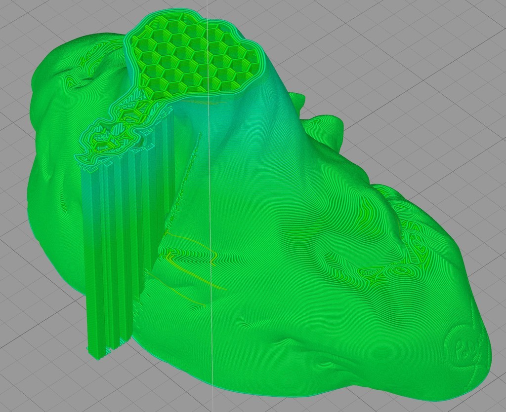 00d4cf4aa0df40fb6474ffff7e9b8584_display_large.jpg Download free STL file Two Ears Two Teeth • 3D print design, Polysculpt