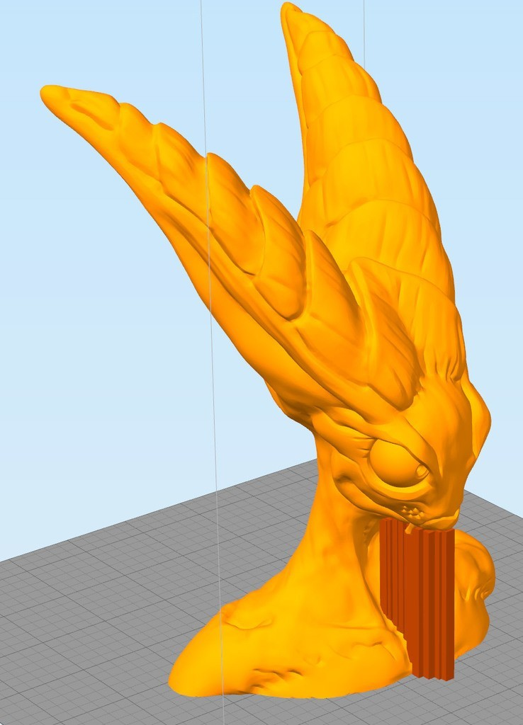 1d9d6af523bec3d5b5fd1c216d55ba1d_display_large.jpg Download free STL file Two Ears Two Teeth • 3D print design, Polysculpt