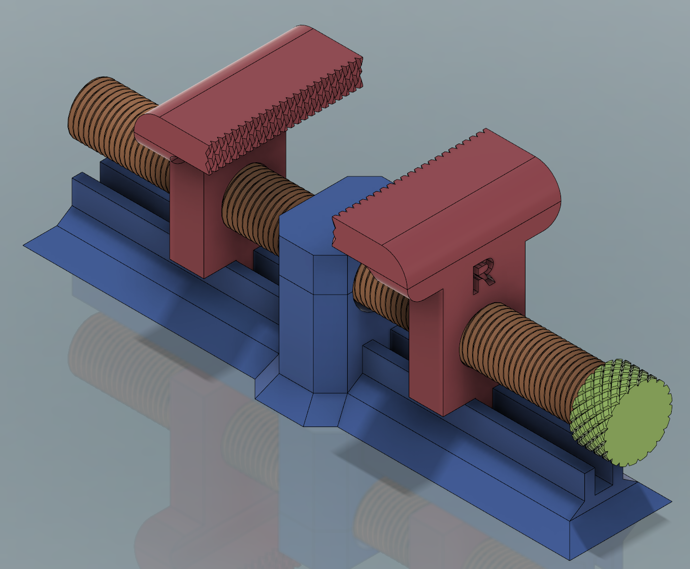 homeViewClose.png Télécharger fichier STL gratuit Oldie Vice • Design pour impression 3D, AnsonB
