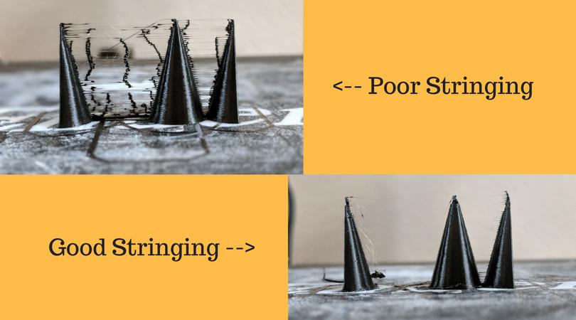 Poor vs Good Stringing.png Download free STL file Stringing Test • 3D printing object, AnsonB