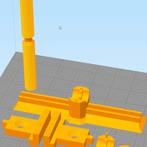 printPreview.png Télécharger fichier STL gratuit Oldie Vice • Design pour impression 3D, AnsonB