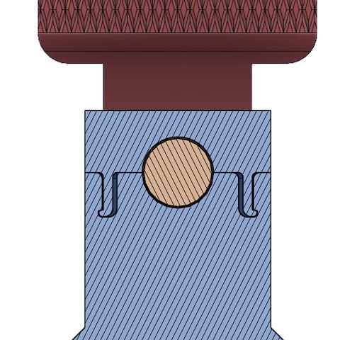 topBottomConnector.png Télécharger fichier STL gratuit Oldie Vice • Design pour impression 3D, AnsonB