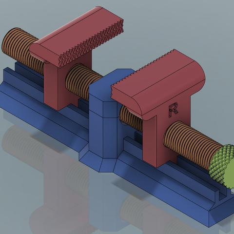 homeViewShadow.png Télécharger fichier STL gratuit Oldie Vice • Design pour impression 3D, AnsonB
