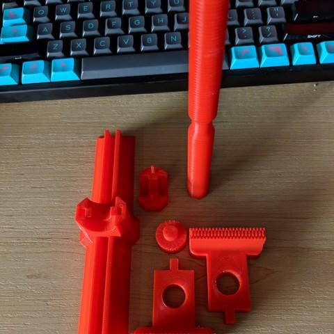 printPreview.jpg Télécharger fichier STL gratuit Oldie Vice • Design pour impression 3D, AnsonB