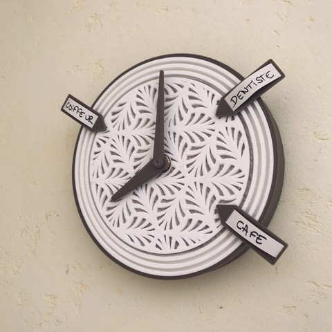 IMG_E2174.JPG Download free STL file Time is time is time • Design to 3D print, JeremyBarbazaStudio