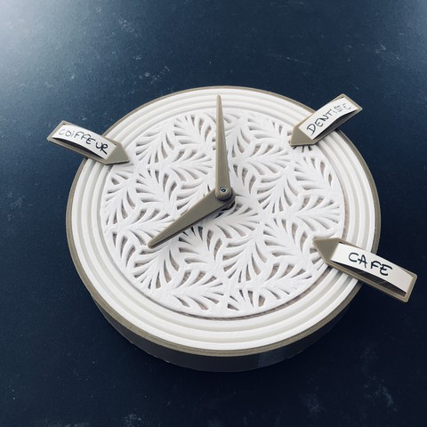 IMG_E2172.JPG Download free STL file Time is time is time • Design to 3D print, JeremyBarbazaStudio