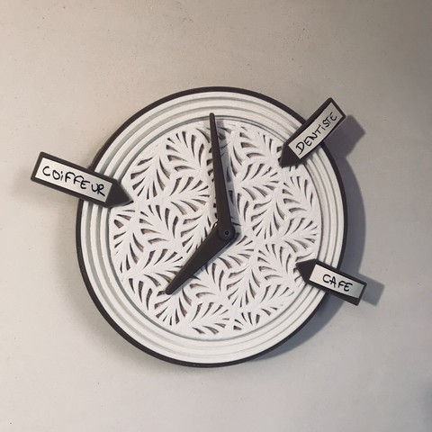IMG_E2177.JPG Download free STL file Time is time is time • Design to 3D print, JeremyBarbazaStudio