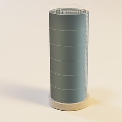 Descargar STL Cerveza cisterna HO y N, jeanmichelp