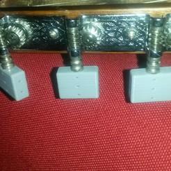 Modelos 3D para imprimir Pomos de guitarra, valand70