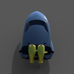 0000.2.jpg Télécharger fichier STL Bateau RC mini • Design pour impression 3D, sergey2484
