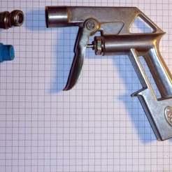 Download free 3D printing models Air gun nozzle, snip-83