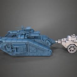 Free 3D model Malcador Infernus trailer, Jammy_Hammer