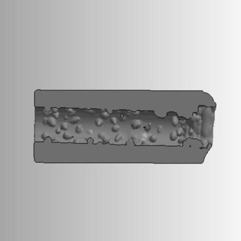 texture fv.jpg Download STL file male masturbator vagina with texture • 3D printer design, Darkas2