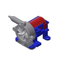 EnsamblajeMINI SOPLADOR.jpg Download STL file MINISOPLADOR  • 3D print design, andresvasquez1201