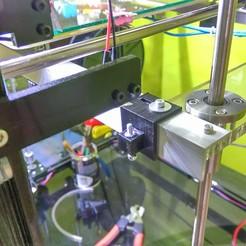 IMAG1531.jpg Download free STL file Z endstop regulation FLSUN CUBE • Model to 3D print, adriansosa1052