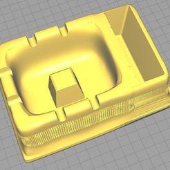 Download free 3D print files Ashtry  Aschenbecher, FakeBub
