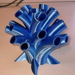 Télécharger fichier 3D gratuit Porte-stylo, Emustwin