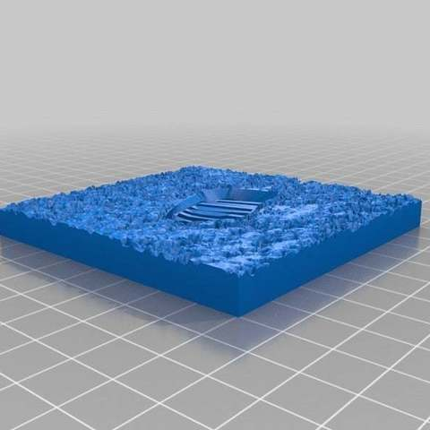 Download free 3D printer model armstrong footprint, sergioinglese