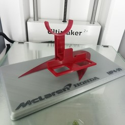 IMG_20200114_105300.jpg Download free STL file F1 Mclaren MP4-30 Steering Wheel Support • 3D printing object, nacho3D