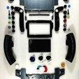 Download free 3D print files F1 Mclaren MP4-30 2015 Steering Wheel., nacho3D