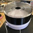 5113cc116ce901db9a3ae7e970fd1655_display_large.JPG Download free STL file Filament Dryer Dehydrator Extension - Easy Print • 3D printer model, alexwhittemore
