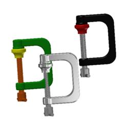 Télécharger objet 3D gratuit Clamp, emmanuelgnanasekar