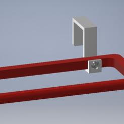 Télécharger fichier STL gratuit Porte-serviettes pour portes de cuisine modulaires • Design imprimable en 3D, emmanuelgnanasekar
