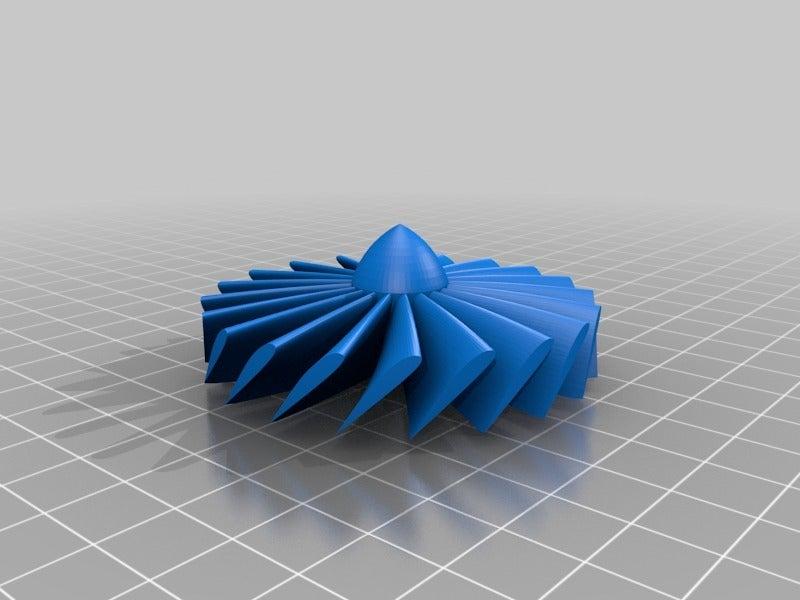 4295d9af58b420f2091a24c95f1ffb76.png Télécharger fichier STL gratuit Assemblage aérodynamique des pales de ventilateur • Objet pour impression 3D, emmanuelgnanasekar