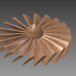 Descargar archivo STL gratis Conjunto de palas de ventilador aerodinámico • Plan de la impresora 3D, emmanuelgnanasekar