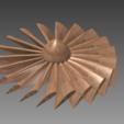 FAN.PNG Télécharger fichier STL gratuit Assemblage aérodynamique des pales de ventilateur • Objet pour impression 3D, emmanuelgnanasekar