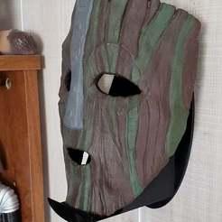 20200921_165336.jpg Download free STL file mask wall mount • 3D printing design, markzilla25