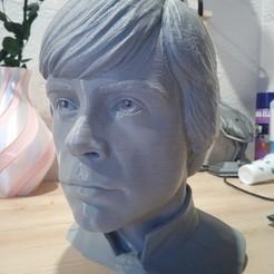 Download free 3D printing models Luke Skywalker v2, 3DNorco