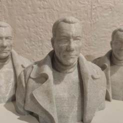 Download 3D printer files BAD JEAN CLAUDE VAN DAMME, 3DNorco