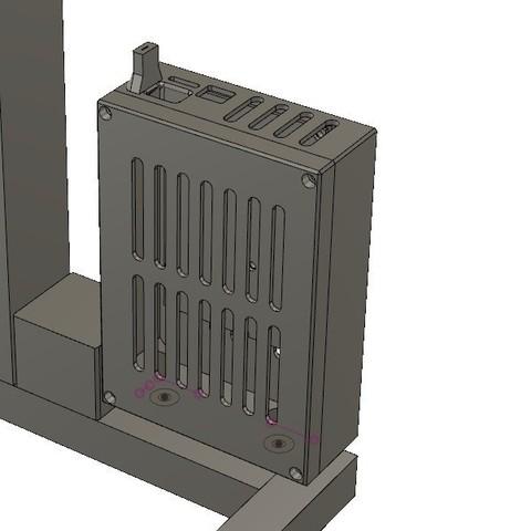 fd5dcf14a2b7cc1fb55374e5095a9670_display_large.jpg Download free STL file CR-10 or Mini to Prusa i3 conversion kit • 3D print design, aerofred