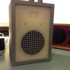 Descargar modelos 3D gratis Radio FM de sobremesa, aerofred