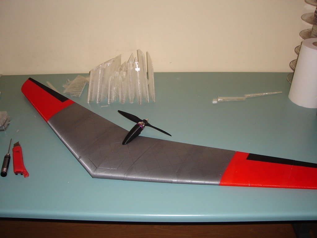 f07d3a0cc8eb33d16ffb89ca0bd22b06_display_large.JPG Download free STL file RC Flying Wing - The Klingberg Wing • Object to 3D print, aerofred