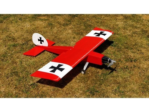 Das_Liddle_Stik18.jpg Download free STL file Das Liddle Stik RC Airplane • 3D print template, aerofred